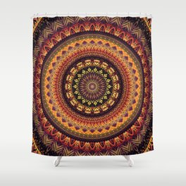 Mandala 518 Shower Curtain