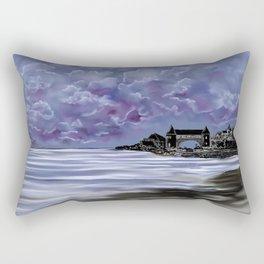 Narragansett, R.I.  Rectangular Pillow
