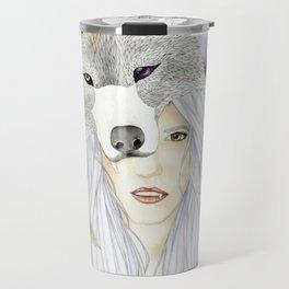 Wolf Totem - Totem Series Travel Mug