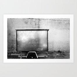 TV For Sale Art Print