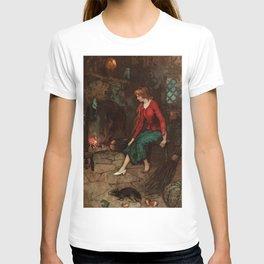 The glass slipper T-shirt