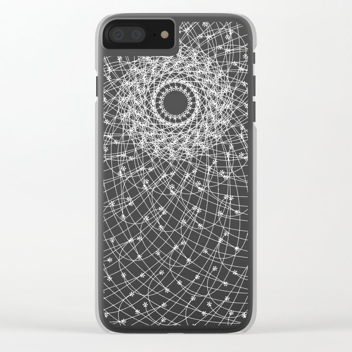 Ornament – Blossomsphere Clear iPhone Case