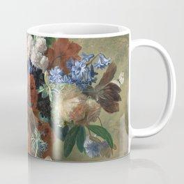 Bouquet of Flowers - Jan van Huysum Coffee Mug