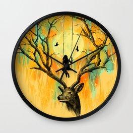Playmate Wall Clock
