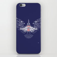The American Way iPhone & iPod Skin