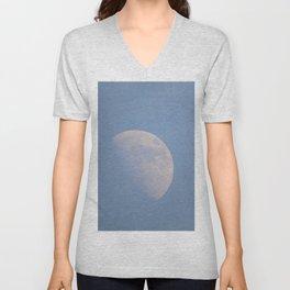 January Half Moon Unisex V-Neck