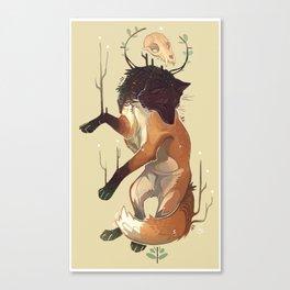 O Canvas Print