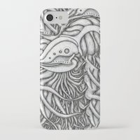 evolution iPhone & iPod Cases featuring Evolution  by OKAINA IMAGE