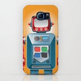 Tin Man No. 4 iPhone Case