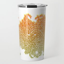 Monster Leaves Travel Mug