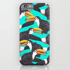 Toucans [green] Slim Case iPhone 6s