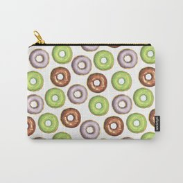 I Donut Know Carry-All Pouch
