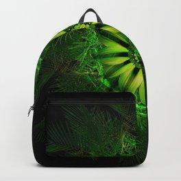 The Majesty Palm Light Flower Backpack