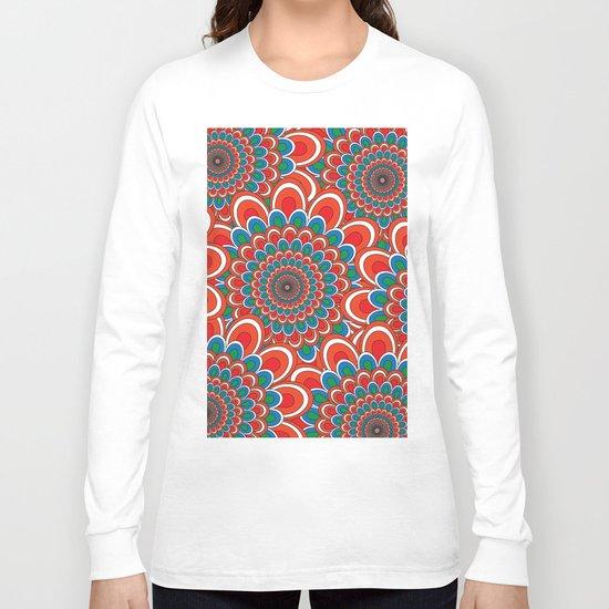 Pattern F Long Sleeve T-shirt