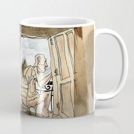 The Black House on the Hill Coffee Mug
