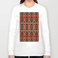 watermelon Long Sleeve T-shirts featuring Watermelon by Robin Curtiss