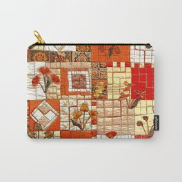 Medieval mosaic Carry-All Pouch