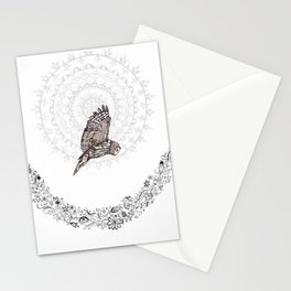 Owl Dreams Stationery Cards