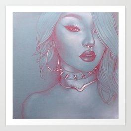 Yeon Art Print