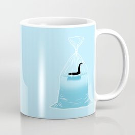 Loch Ness Golden Fish Coffee Mug