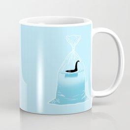 Loch Ness Golden Fish Coffee Mug