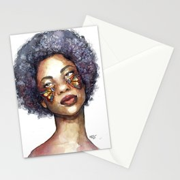 Saudade Stationery Cards