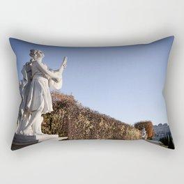 Music! (Vienna Belvedere Garden) Rectangular Pillow