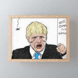 Deal or no deal. Framed Mini Art Print