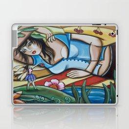 Waking in Fairy Land Laptop & iPad Skin