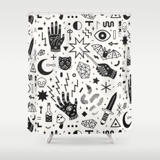 Witchcraft II Shower Curtain