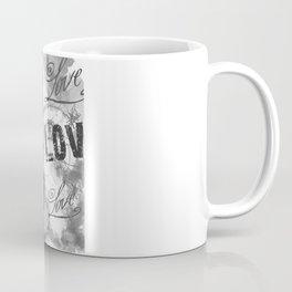 The Word you Never Say (Giannis). Coffee Mug