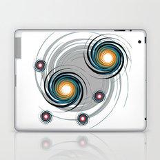 Spinning worlds Laptop & iPad Skin