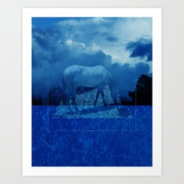 Night Dream Art Print