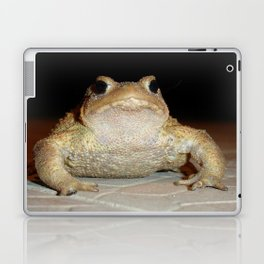 Common European Toad Laptop & iPad Skin