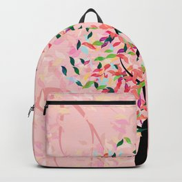 Colorful Tree Backpack