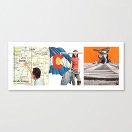 333. Canvas Print