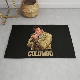Columbo - TV Shows Rug