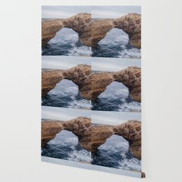 Biarritz Rock Arch Wallpaper