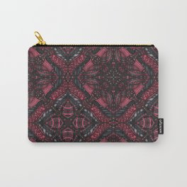 Abstract Goth Carry-All Pouch