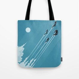 Freelancers Tote Bag