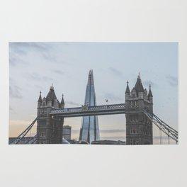 Tower Bridge, London U.K. Rug