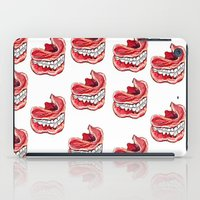 teeth iPad Cases featuring Teeth by Emily Rose Collins