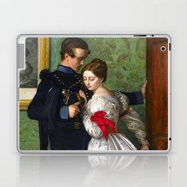 "John Everett Millais ""The Black Brunswicker"" Laptop & iPad Skin"