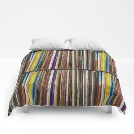 Vinyl Record Collection #1 - Casio CoPilot - Vancouver BC Comforters