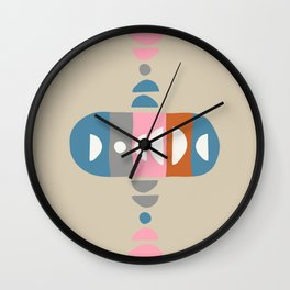 Storm Calka Space Age Wall Clock