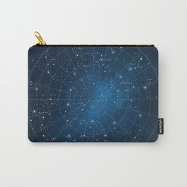 Constellation Star Chart Carry-All Pouch