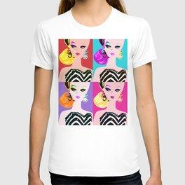 Pop Art Barbie T-shirt
