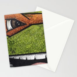 Michaelangelo (Teenage Mutant Ninja Turtles) Stationery Cards