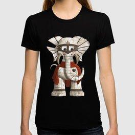 Loyolo - The Loyal Elephant T-shirt