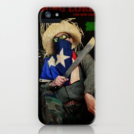 YOUNG LORDS TNG 2020 iPhone Case
